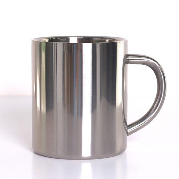 Taza aluminio